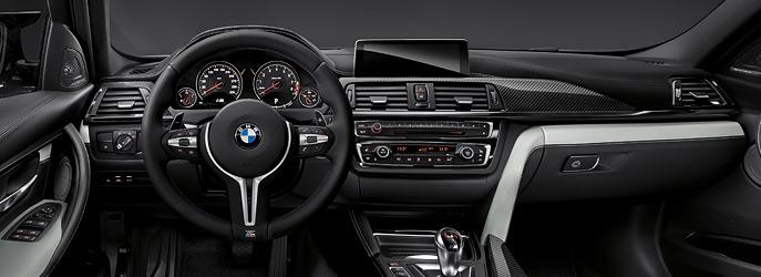 BMW M3 sedan interiors_04