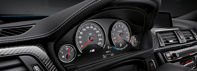 BMW M3 sedan interiors_07
