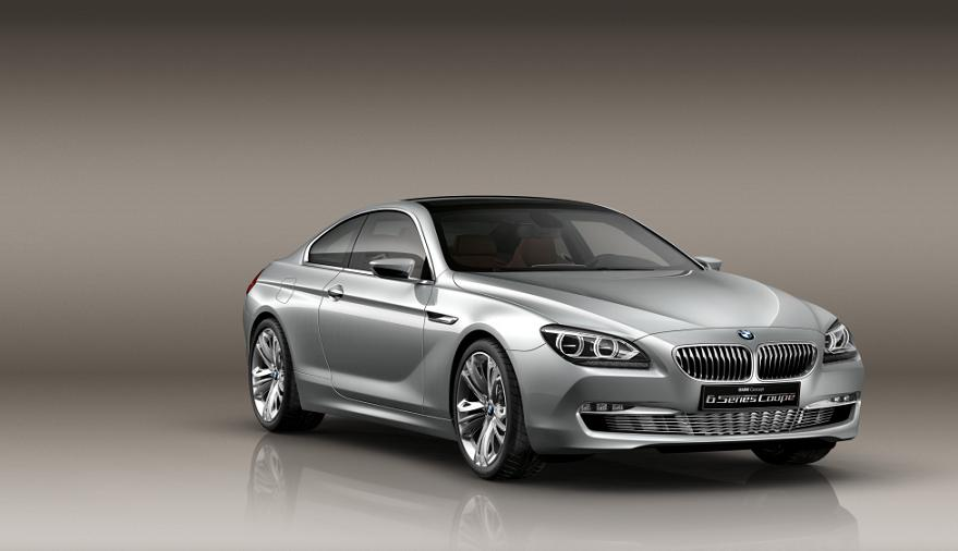 BMW Concept 6 Coupe