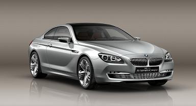 BMW Concept 6 Coupe