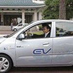 Hyundai's first electric car