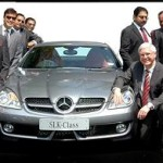 Mercedes-Benz India sold 150 Mercs in Aurangabad
