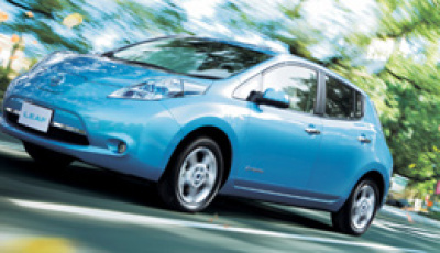 Nissan Leaf featured