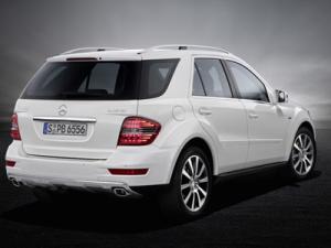 Mercedes-M-Class