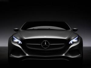 Mercedes Benz F800
