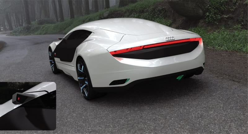 The New Invention From Audi The Audi A9 Crazy About Cars