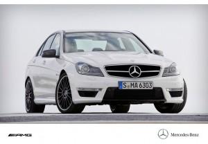 Mercedes Benz C class AMG