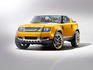 Land Rover DC 100 sports