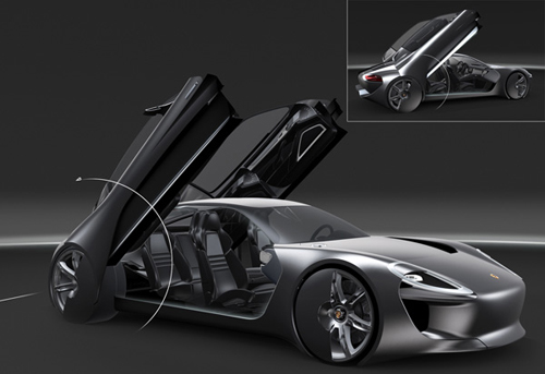 Porsche 929 concept