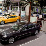 BMW's Largest Showroom in Abu Dhabi