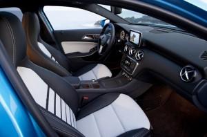 2012 Mercedes Benz A Class