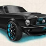 Project Detroit in 2012 Ford Mustang