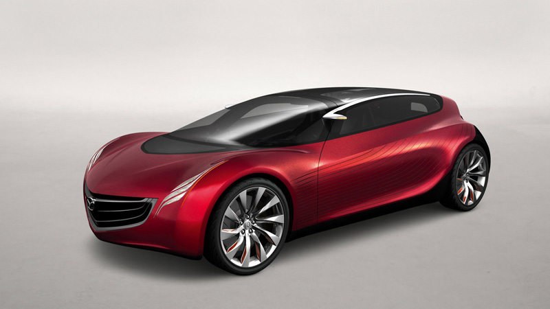 green concept cars