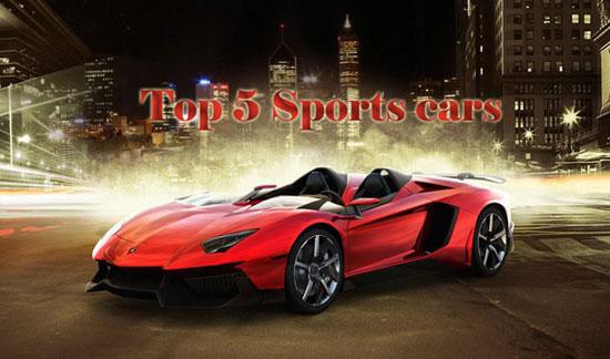 top sports car
