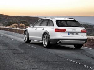 Audi S6 Estate