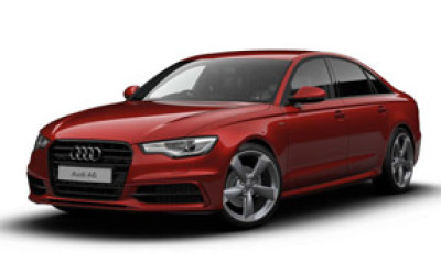 Audi-A6-Saloon