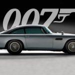 James Bond Car
