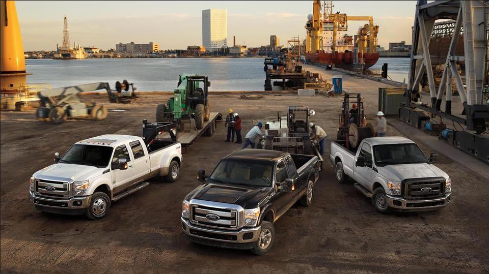 Ford Superduty Trucks