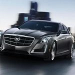 The Rule of Cadillac CTS in 2014