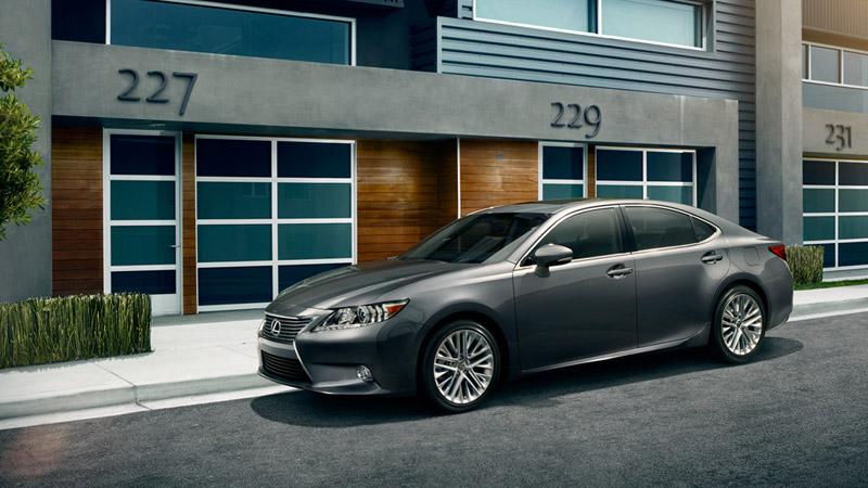 Lexus E350