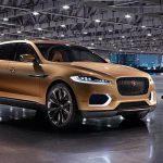 Jaguar F-Pace Sport SUV
