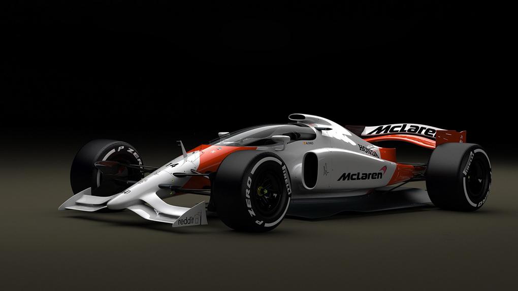 Future-Formula-1