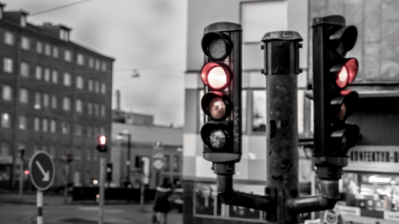 Faulty Traffic Lights