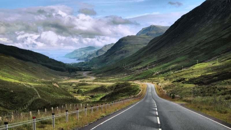 Scotland North Coast