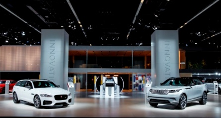 Lookers Announces Luxurious New Jaguar Land Rover Showroom - Automaniac.in